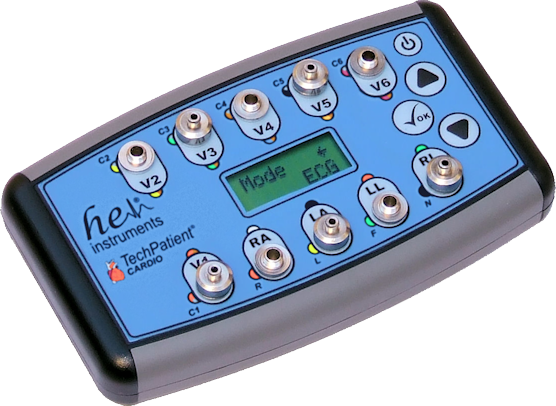 HE Instruments ECG Simulators